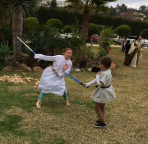 Themed Parties Costa Del Sol