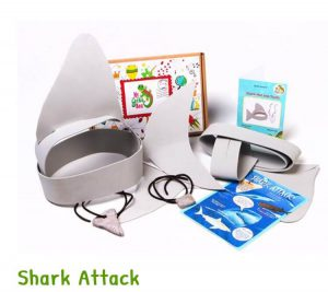 Shark Attack Mini Kit